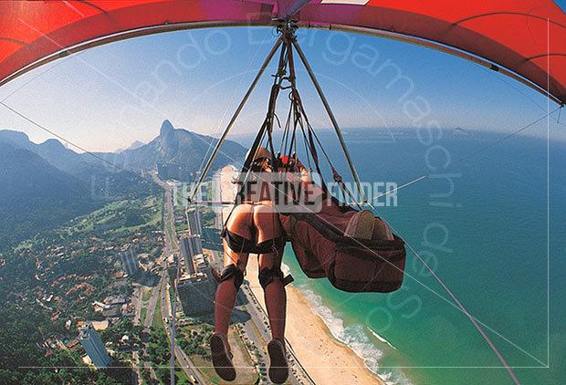 Naked hang gliding — img 2